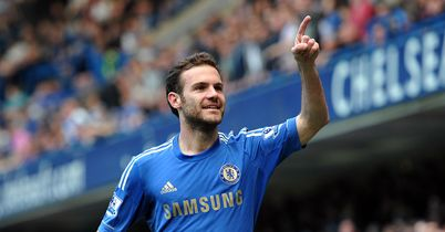 Juan Mata: Remains a key part of Jose Mourinho's plans at Chelsea