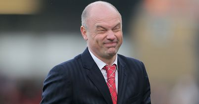 Uwe Rosler: Aiming for promotion
