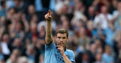 Edin Dzeko: Backed to pick up points in Sky Sports Fantasy Football this weekend