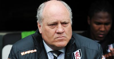 Martin Jol: Needs to turn things around at Fulham
