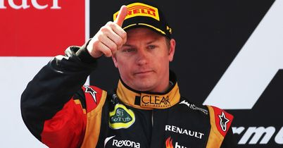 Lotus confident Kimi will stay