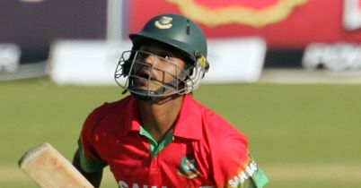 Shakib secures Bangladesh win