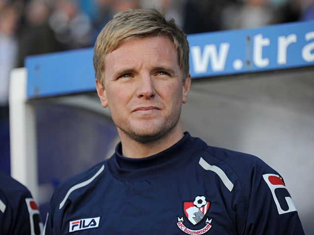Eddie Howe: 'We weren't at our best today'
