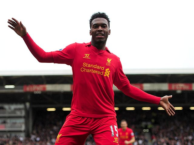 Daniel Sturridge scored a hat-trick for Liverpool at Fulham