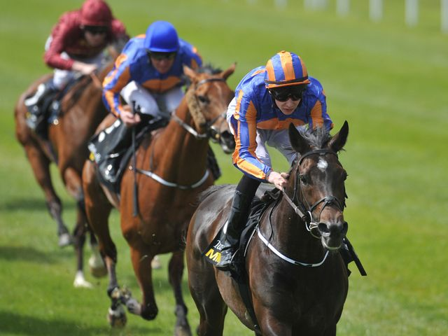 Magician: An impressive winner of the 2000 Guineas