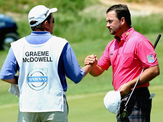 Graeme McDowell: Claimed World Match Play crown