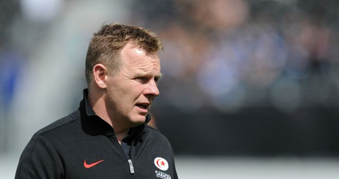 Mark McCall: Delighted with Saracens victory