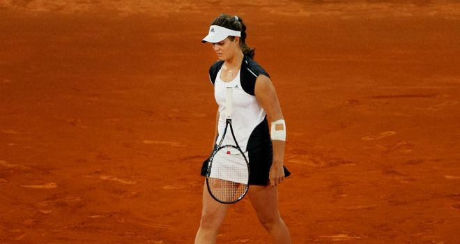 Laura Robson 'lacks maturity and commitment' according to Zeljko Krajan