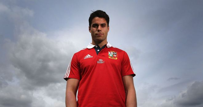 Sean Maitland: Cannot wait for British and Irish Lions tour to begin