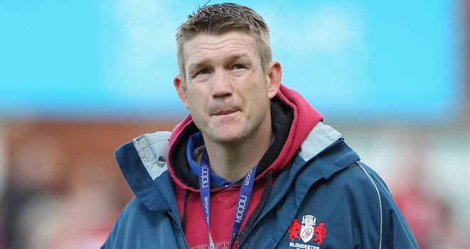Carl Hogg leaves Gloucester to become head coach at Sixways