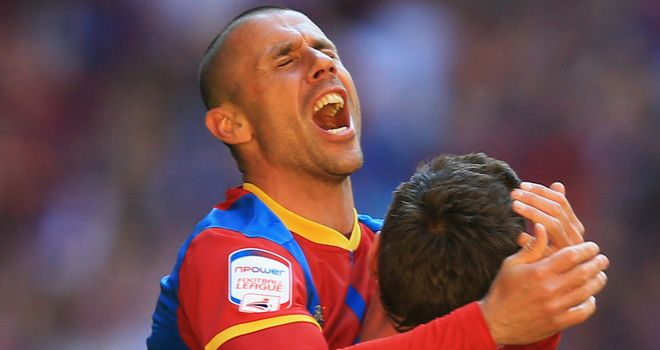Kevin Phillips: Will he stay at Crystal Palace next season?