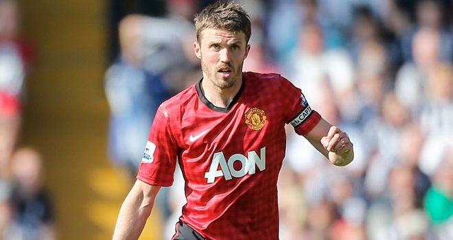 Michael Carrick: Experienced midfielder already seeing the differences between Sir Alex Ferguson and David Moyes