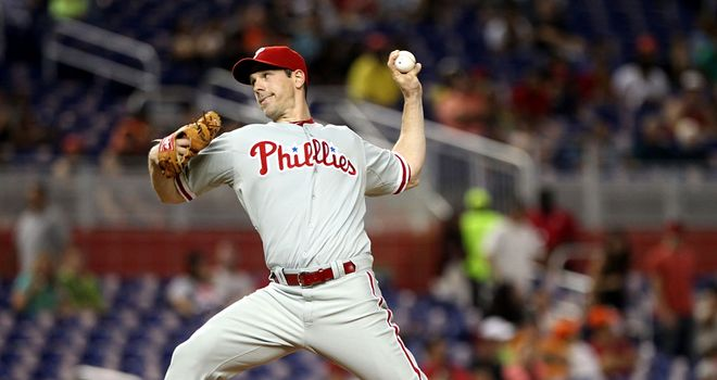 Cliff Lee: Impressive game shutout