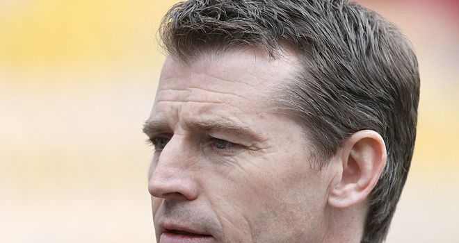 Colin Cooper: Pleased to hold leaders