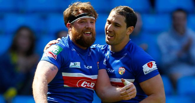 Kirmond: Impressed again for Wakefield