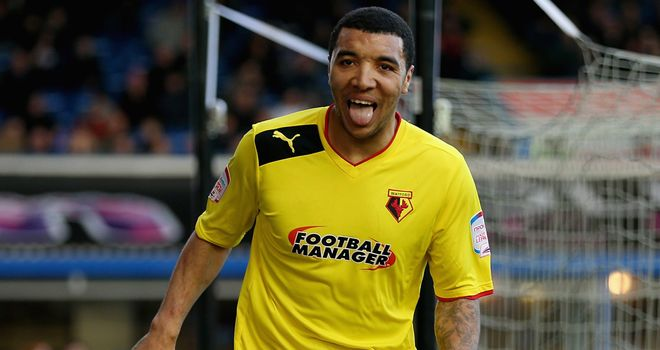 Troy Deeney: Equalised for Watford