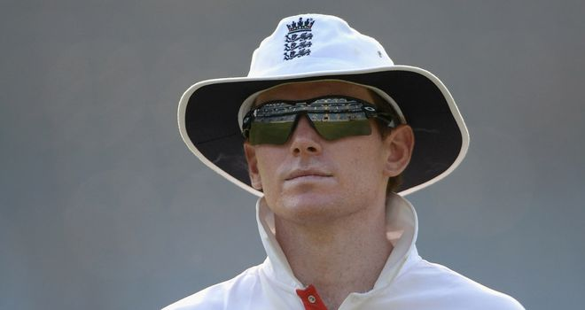 Eoin Morgan: Long road back to Test squad
