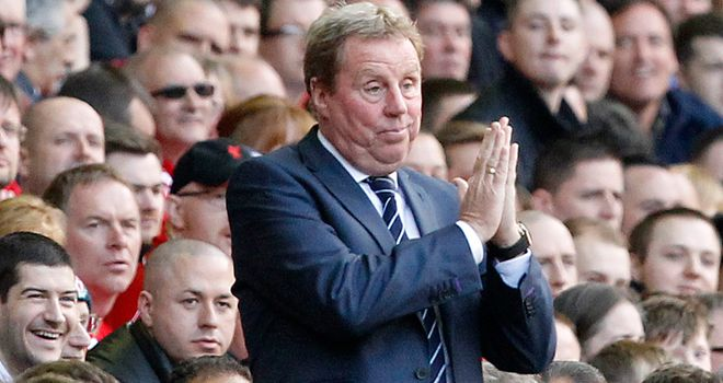 Harry Redknapp: Keen to bring in a new striker at QPR