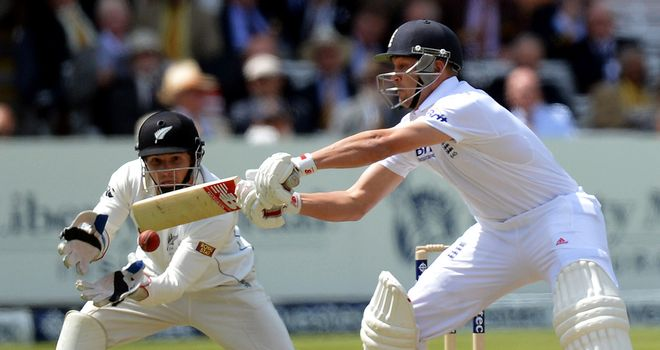 """Jonathan Trott: Predicting a """"scuffy"""" Test match at Lord's"""