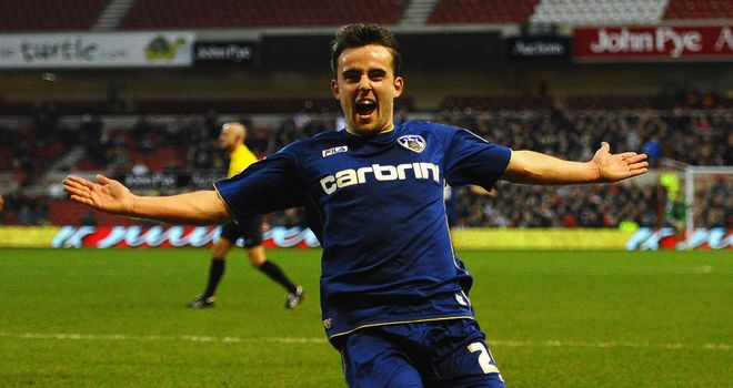 Jose Baxter: Expected to feature