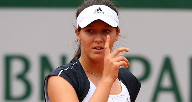 Laura Robson: Looking forward to the grass-court season