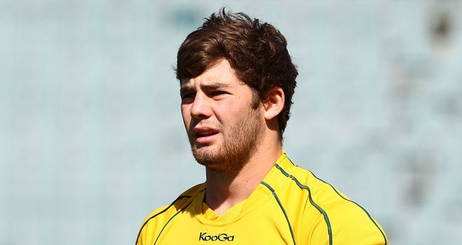 Liam Gill: New contract with Wallabies