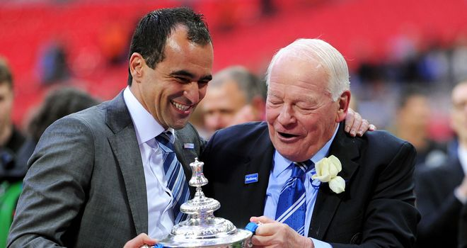 Dave Whelan: Wigan chairman would swap FA Cup win for three points at Arsenal