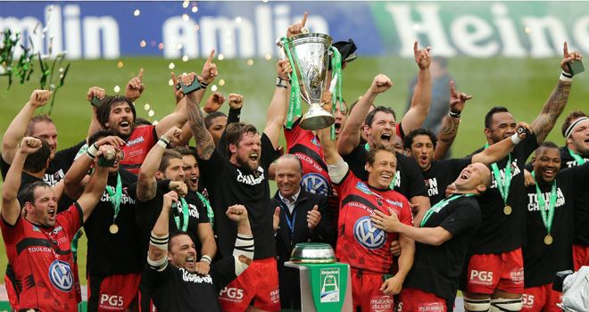 Toulon: already champions of Europe
