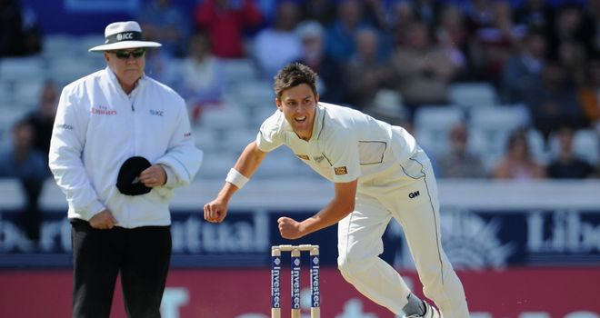 Trent Boult: Side injury costly for New Zealand seamer