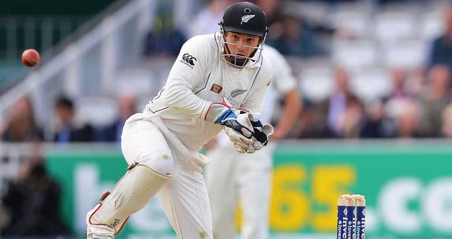 BJ Watling: Will miss New Zealand's second Test with England