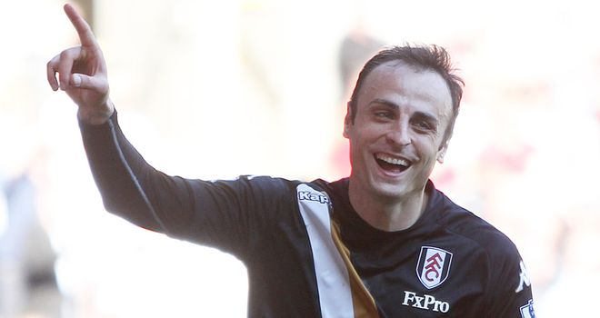 Dimitar Berbatov: Hit the second