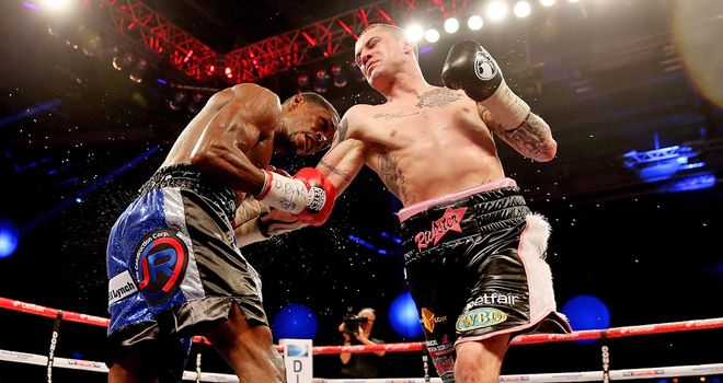 Ricky Burns: Ray Beltran is coming to get his WBO title