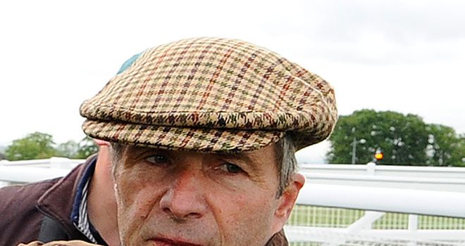 Andre Fabre: Trainer of Earnshaw