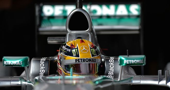 Mercedes: Controversial test