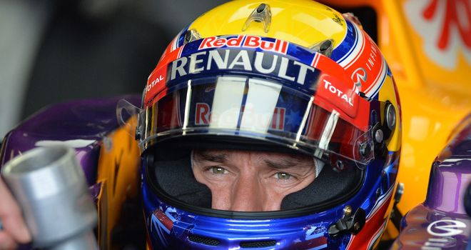 Mark Webber: Will leave F1 at the end of the season