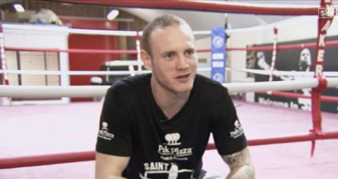 George Groves: Looking for fight with Froch v Kessler winner