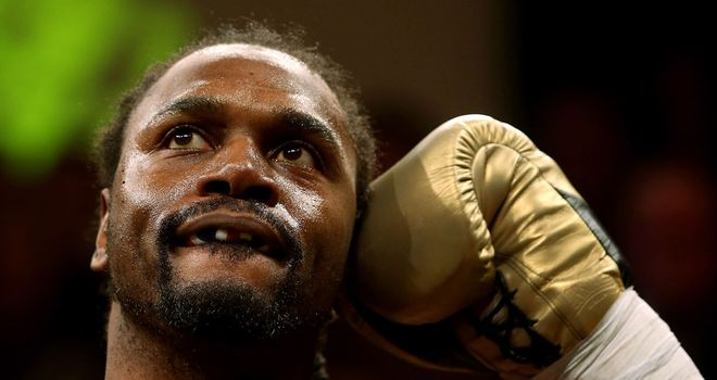Audley Harrison: 'How can I retire, when I know I have another shot in me?'