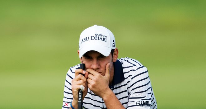 Matteo Manassero: Knocked of the top of the Race to Dubai by Justin Rose
