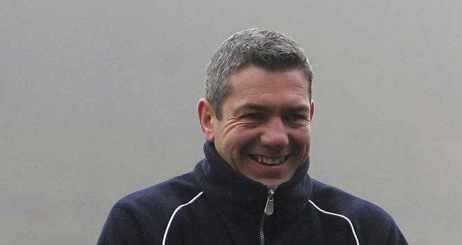 Daryl Powell: On his way to Castleford