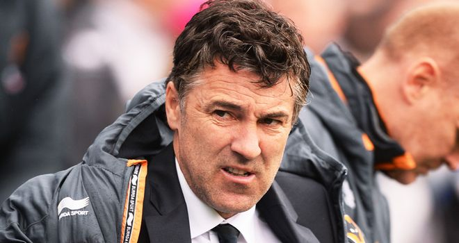 Dean Saunders: Sacked by Wolves on Tuesday following club's relegation from the Championship