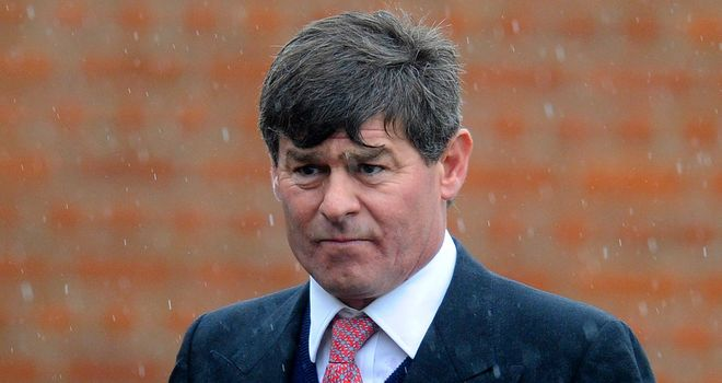 Simon Crisford: Revealed the name of the interim trainer