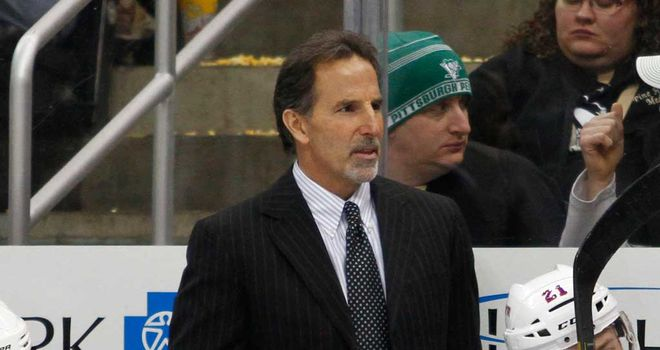 John Tortorella: Sacked just 10 months into five-year deal