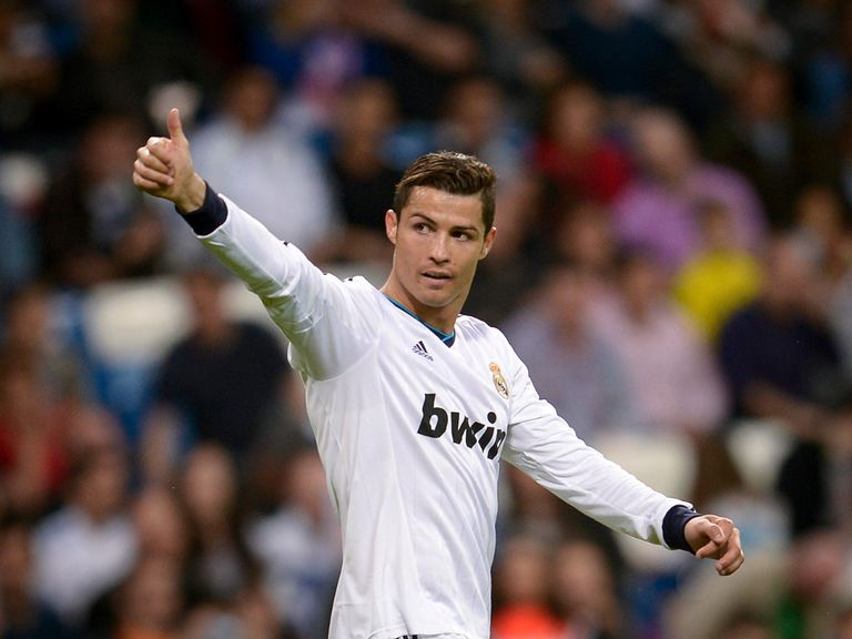 Cristiano Ronaldo: Has been linked with a move away from Madrid