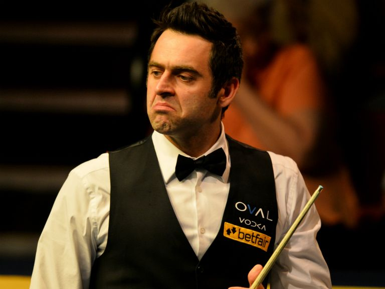Ronnie O'Sullivan: Believes many players are fixing matches
