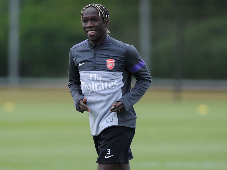 Bacary Sagna: Has not ruled out a 'new challenge'