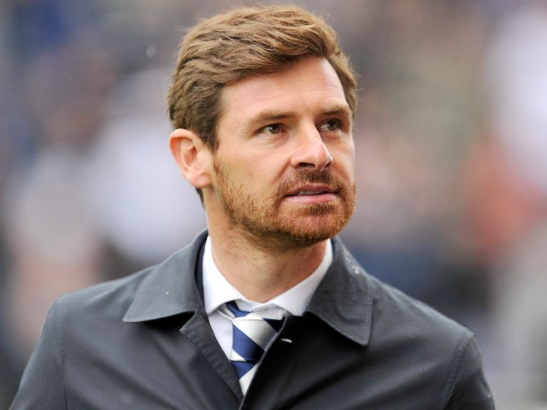 Andre Villas-Boas: Planning to strengthen his squad further