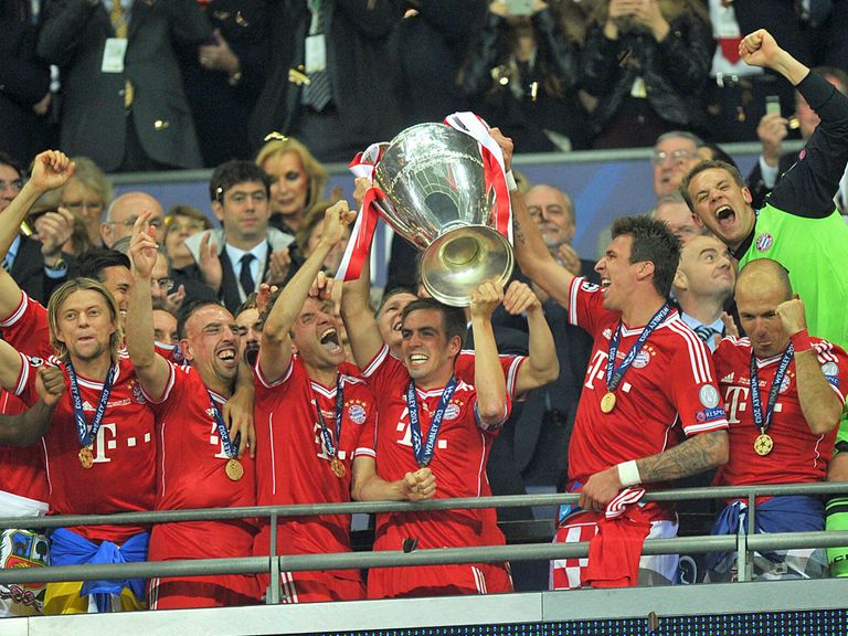 Bayern Munich: Just 1/6 to see off Manchester United