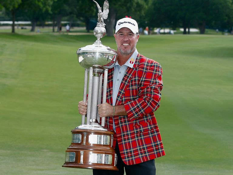 Boo Weekley: Backed to defend his title
