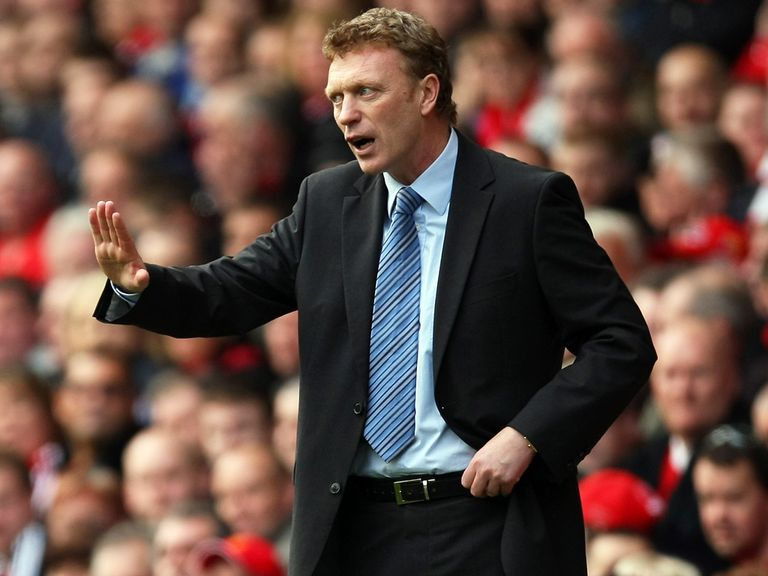 Moyes: Everton departure confirmed
