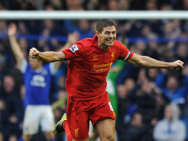 Steven Gerrard: Will miss the rest of the season